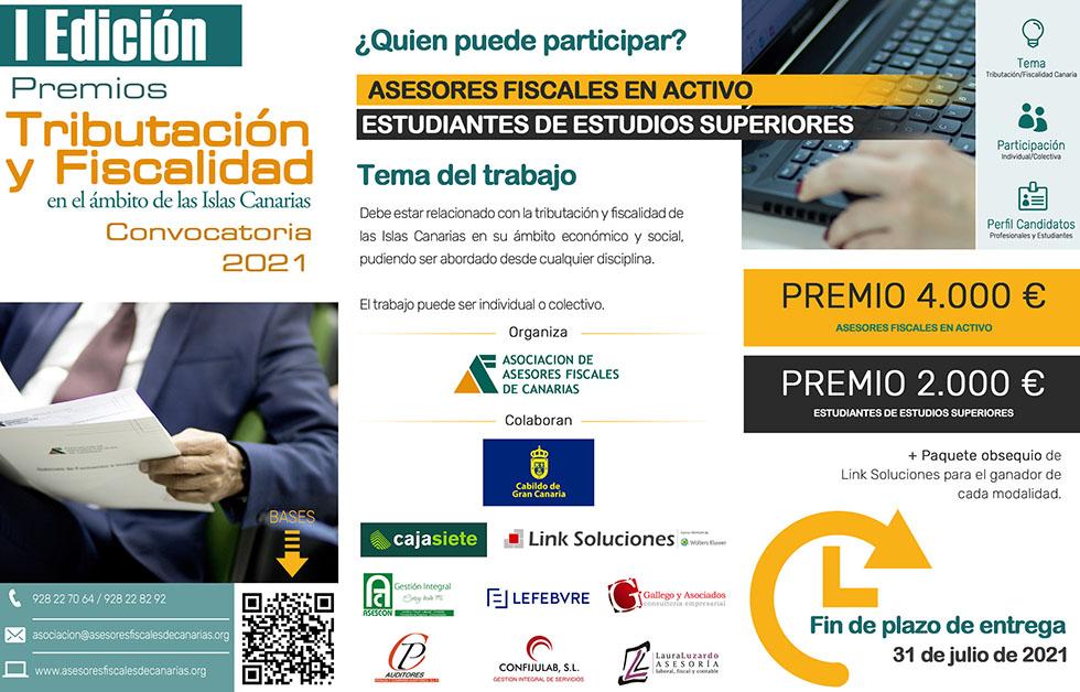 Premios Asesores Fiscales de Canarias