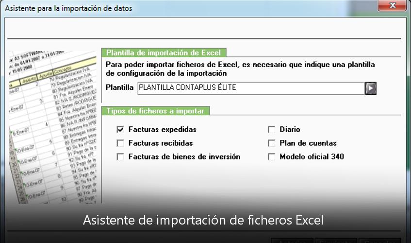 a3ASESOR | importador de datos: automatiza procesos contables - Link ...