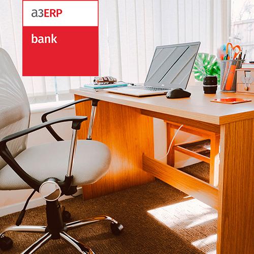 a3ERP bank Única sesión